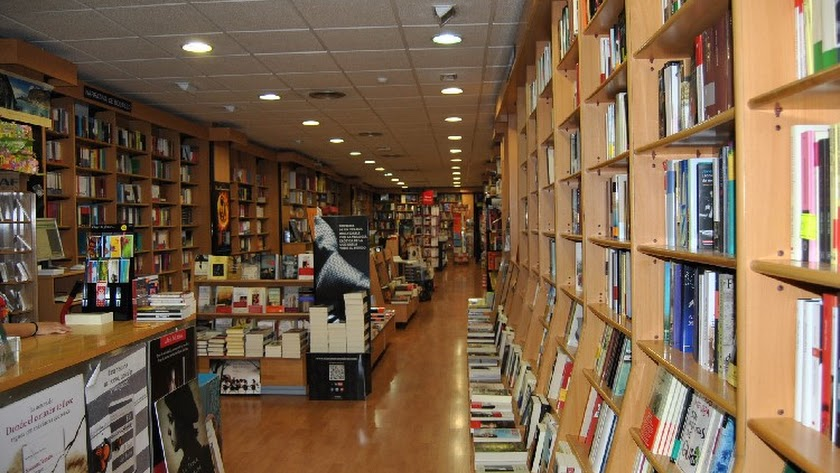 Picasso La Estación conservaba el sabor de las librerías de barrio.