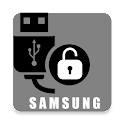 Unlock Samsung by cable icon