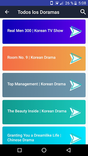 Download Estrenos Doramas IPTV APK latest version app by SushiApps