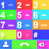 THEME EXDIALER MATERIAL COLORS MIX APK