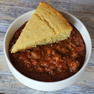Easy Busy Day Chili Recipe