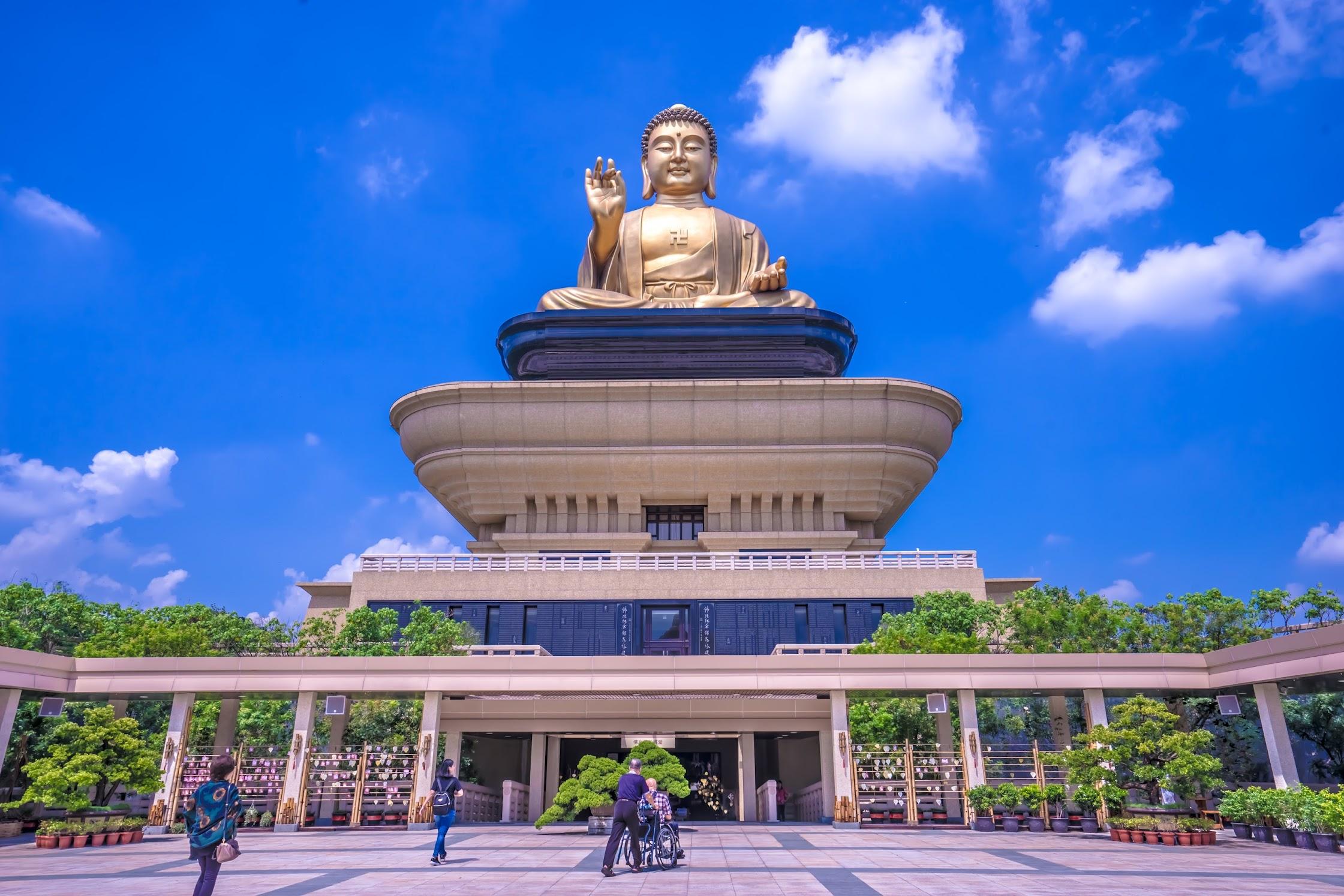 台湾 高雄 佛光山佛陀紀念館4