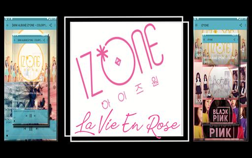 La Vie En Rose Izone Album Download