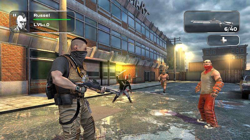 Slaughter 3: The Rebels Screenshot 0