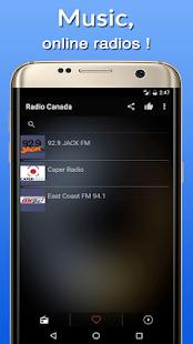 Canada Radio Stations FM-AM - náhled