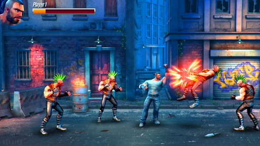 Fighter's League apkmind screenshots 1