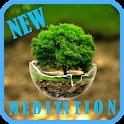 Meditation: icon