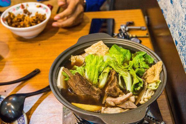 檳城肉骨茶 Penang Bak Kut Teh
