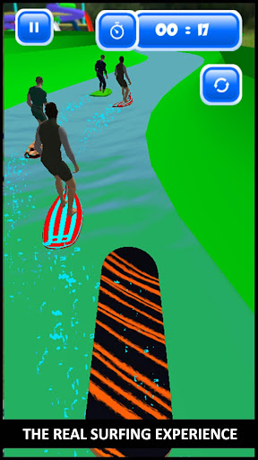 Water Slide Skateboard Race & Stunts : Water Skate 1.0 screenshots 5