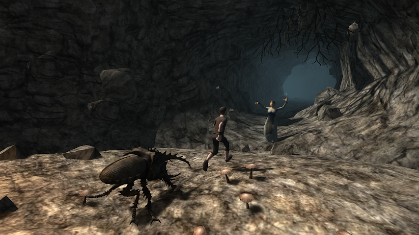 android Huge Beetle Simulator 3D Screenshot 10