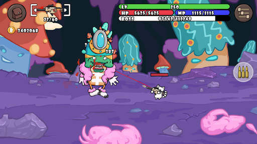 One Gun: Battle Cat Offline Fighting Game screenshots 4