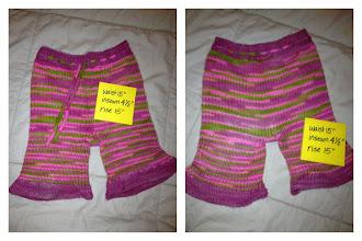 Photo: $25 Wool Shorties