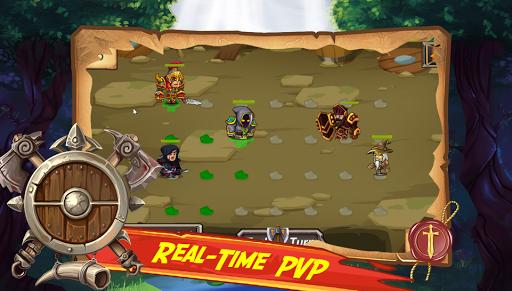 Forest Knight APK MOD (Astuce) screenshots 6