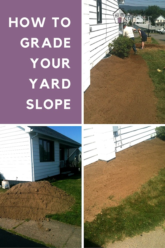 Yard Grading 101 How To Grade A For Proper Drainage