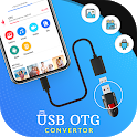 USB OTG Checker - OTG USB Driver For Android icon