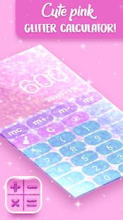 Pretty Pink Glitter Calculator