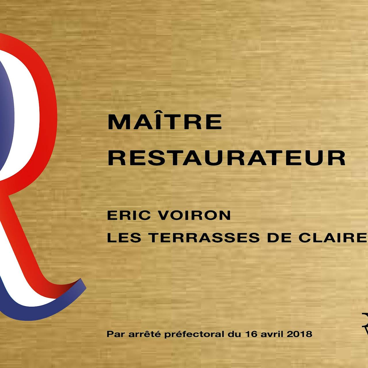 Les Terrasses De Clairefontaine Sarl Restaurant à