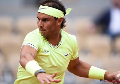 """Rafael Nadal voor titanenduel: """"Hoop dat ik Roger in de problemen breng, anders heb ik een probleem"""""""