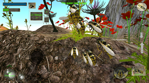Wasp Nest Simulator - Insect and 3d animal game  screenshots 3