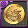 STARWARSコラボメダル【金】