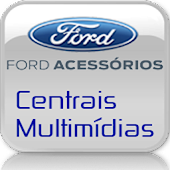 Centrais Multimídias Ford