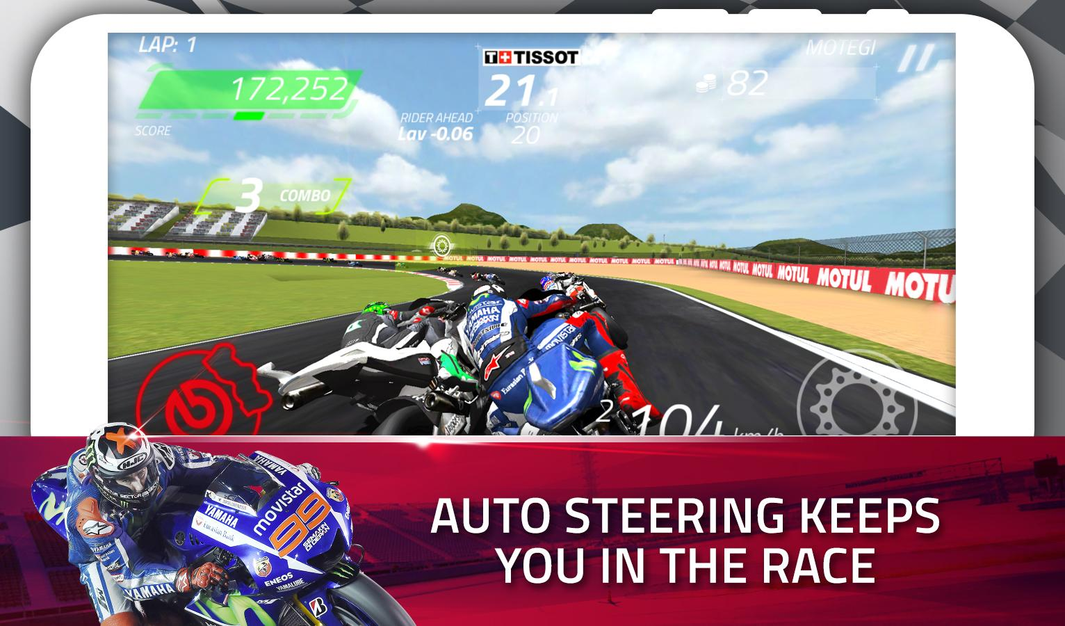 MotoGP Race Championship Quest- screenshot