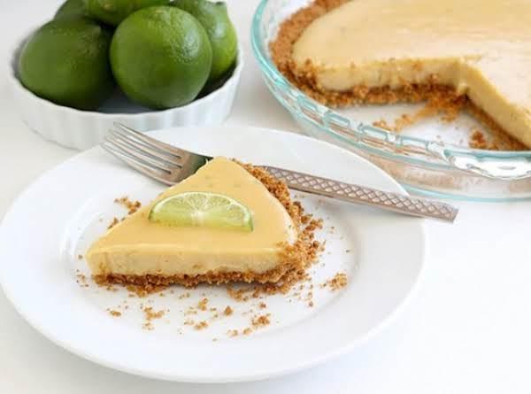 Easy Breezy Key Lime Pie