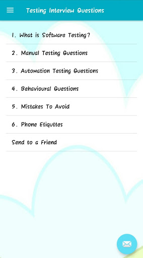 Download Testing Interview Questions on PC & Mac with
