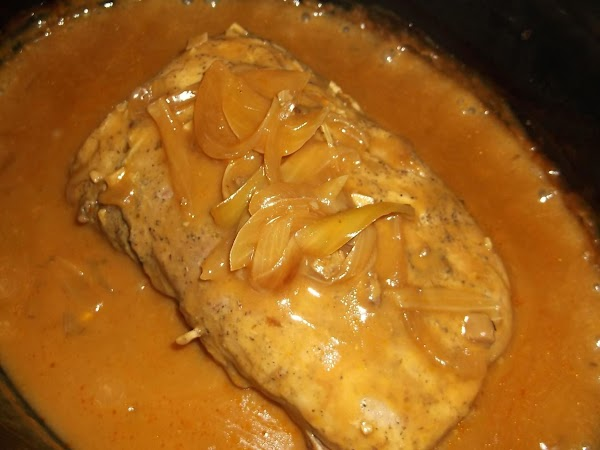 Remove bay leaves; serve roast with the gravy (especially good with mashed potatoes!)