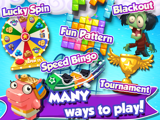 Bingo Dragon - Free Bingo Games apkmr screenshots 10