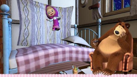 Masha and the Bear: Good Night! MOD APK (Unlimited Money) 3