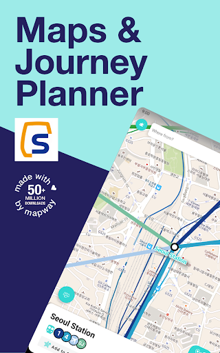 Seoul Metro Subway Map and Route Planner screenshot 13