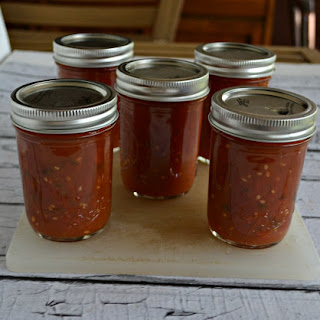 Canning Hot Sauce Recipes
