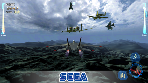 Code Triche After Burner Climax APK MOD (Astuce) screenshots 4