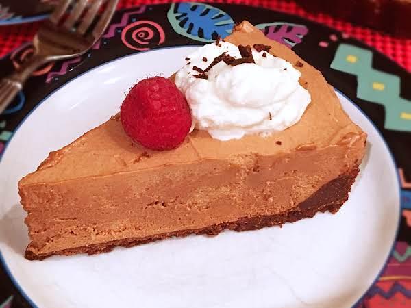 Silk & Satin Chocolate Pie Recipe