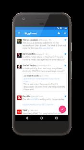 Bigg Tweets - náhled