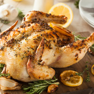 Laura Prepon's Roasted Chicken