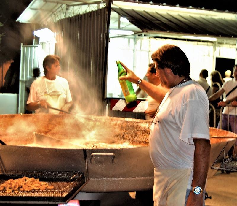il fritto del pesce è pronto di luciano55