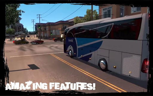 Travego - 403 Bus Simulator  screenshots 5