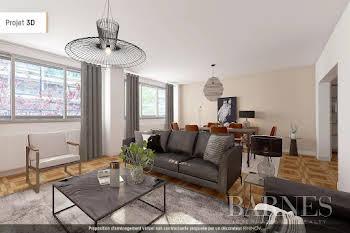 Appartement 3 pièces 90,98 m2