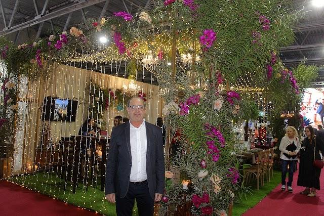 José Antonio Pozo, organizador del Salón Expoboda.