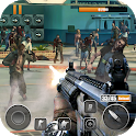 Dead Zombie Sniper Frontier 2018 icon
