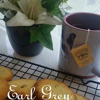 #34 - Earl Grey Cookies