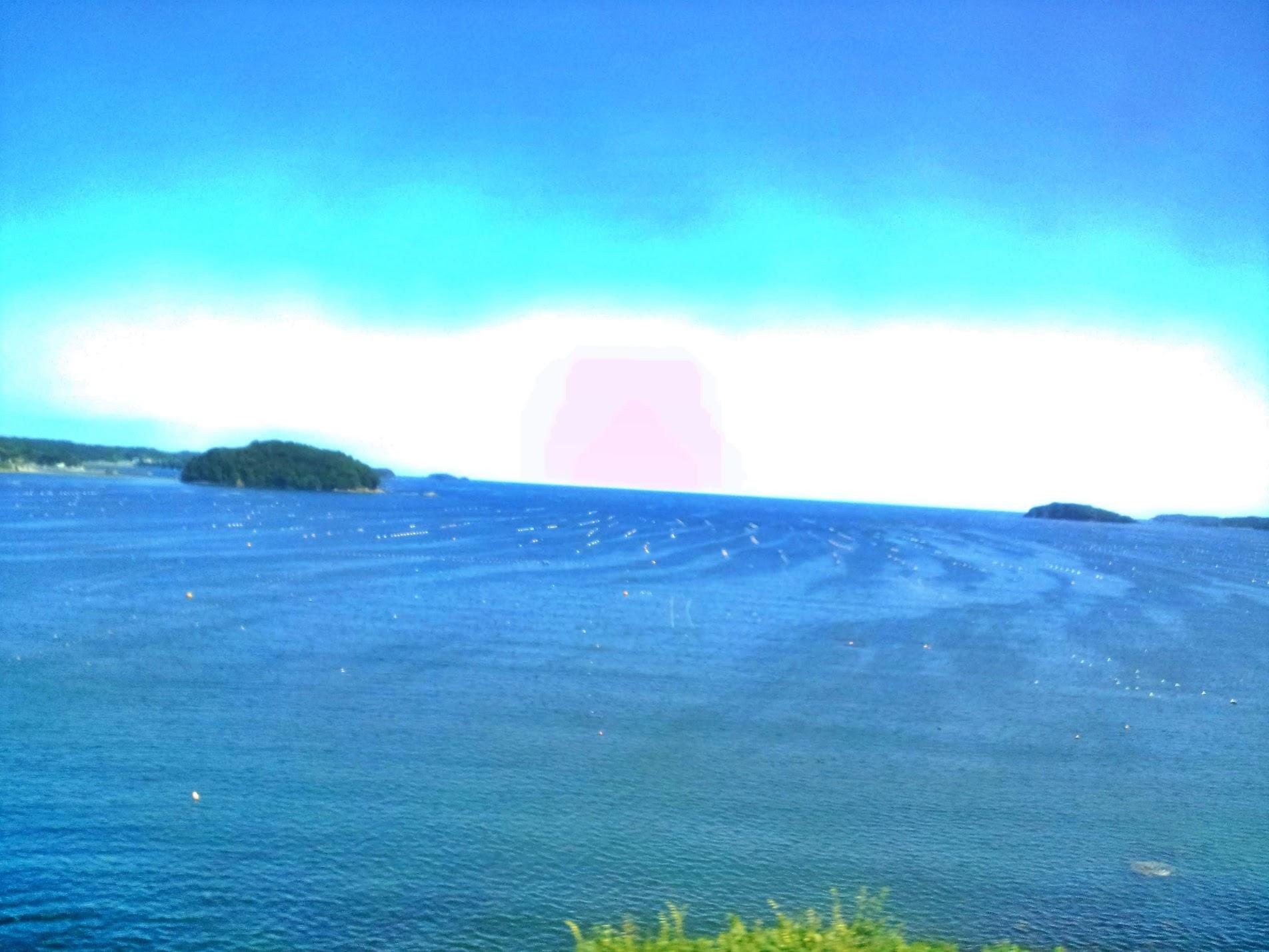 荒島と志津川湾(2)