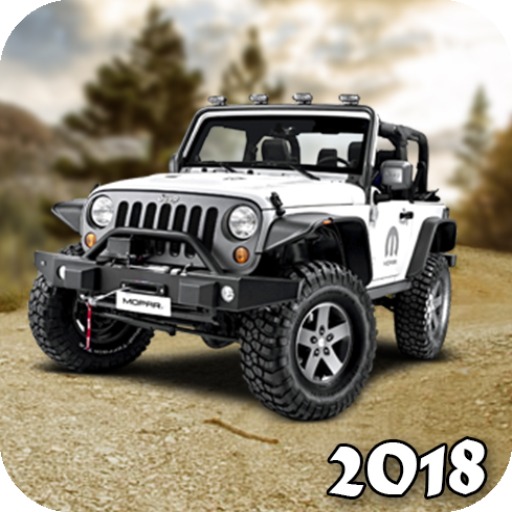 Real Jeep Offroad Runner 2018