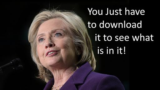 Flappy Hillary