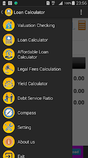 Housing Loan Calculator - náhled