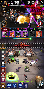 Merge Zombie : Idle RPG Mod Apk Download For Android and Iphone 5