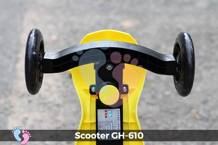 Xe trượt Scooter GH-610 gấp gọn 10