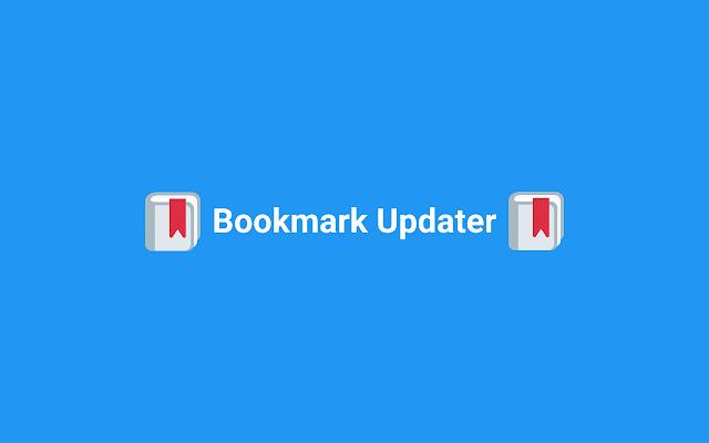 Bookmark Updater